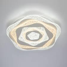 Светодиодный потолочный <b>светильник</b> с пультом управления