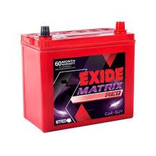Exide Automotive Battery Application Chart Exide Automotive Battery Fmt0 Mtreddin74 Capacity 74 Ah