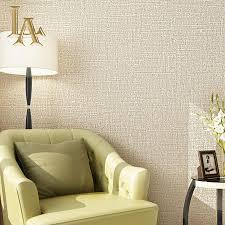 Wallpaper Design For Living Room Popular Solid Color Wallpaper Buy Cheap Solid Color Wallpaper Lots