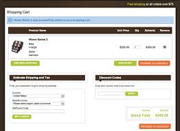 shopping cart web 10 tips to design usable shopping carts webdesigner depot