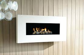vent free wall mount gas fireplace mounted ventless natural image