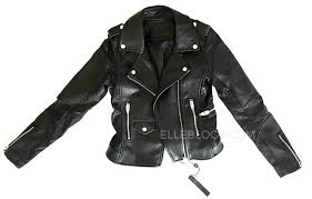 blanknyc easy rider faux leather moto jacket size xs black overall length 23 shoulder 15 5 sleeve length 24 underarm to underarm 17 25