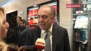 Lorenzo Cesa segretario UDC a Lamezia Terme - YouTube