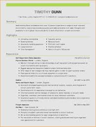 Sample Resume Template Word General Resume Template Elegant Resume Sample Word Resume Templates 39