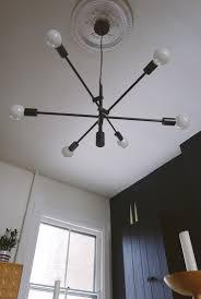west elm mobile chandelier ideas for dining room lighting