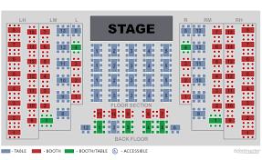 Hu Ke Lau Seating Chart Upright Citizens Brigade Touring Company Comedy Show