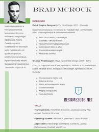 Latest Resume Templates Beauteous Latest Resume Templates Colbroco