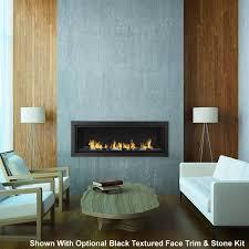 artisan 60 vent free linear fireplace