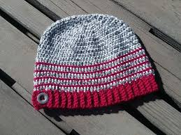 Basic Crochet Beanie Pattern