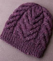 Free Knitting Patterns Enchanting Easy And Simple Knitting Hat Patterns Cottageartcreations