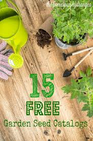 15 free gardening catalogs and garden freebies