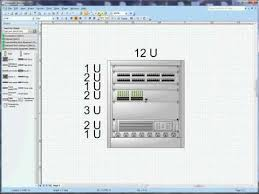 visio 2007 rack cabinet you