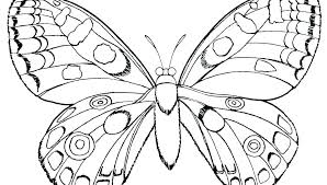printable butterfly coloring pages. Contemporary Coloring Coloring Page Of A Butterfly Printable Free  Mandala Pages  To B