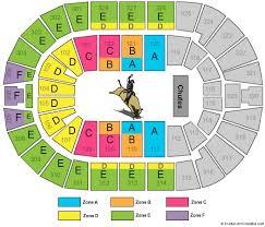 Bok Center Tickets In Tulsa Oklahoma Bok Center Seating