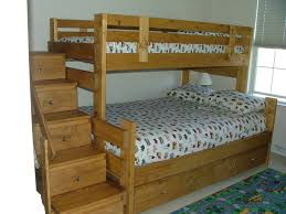 free bunk bed plans for kids.