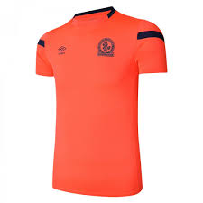 Visit our official facebook fan page for blackburn rovers. Rovers 19 20 Kids Training T Shirt Coral