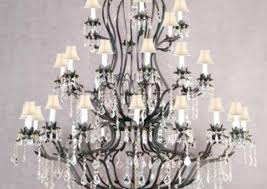 incredible iron chandelier with crystals antique wrought pendant crystal chandeliers awesome and fabulous large white chandeli thomasville home depot