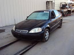 honda civic 2000 4 door. Interesting Honda 2000 HONDA CIVIC 4 DOOR SEDAN LX MODEL 16L AT FWD COLIOR BLACK A14128  In Honda Civic Door