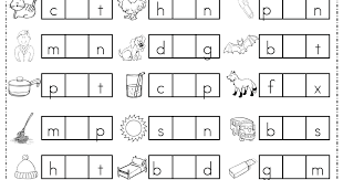 Missing Sound Stamping The kids use alphabet stamps to stamp the ...
