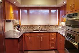 Dark Granite Kitchen Countertops Cherry Kitchen Cabinets With Granite Countertops