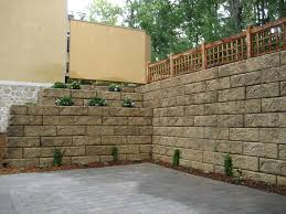 Small Picture Cinder Block Wall Design Home Design Ideas