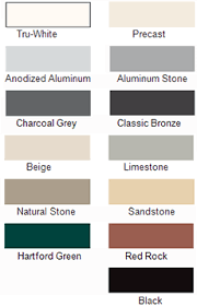 Dow Corning 790 Color Chart Mm Systems Eja And Ejp Color Options