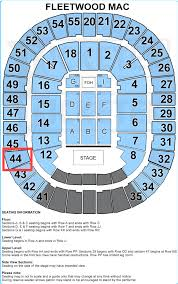 Seating At Rod Laver Arena For Concerts Live In Concert In