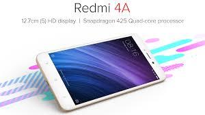 Xiaomi Redmi 4A now has a <b>3GB RAM</b>, <b>32GB ROM</b> variant in India ...