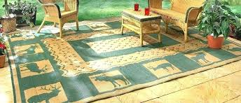 decoration lovely patio mats for large sized indoor outdoor rug carpet 9x12 blue tan and