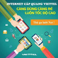 Internet Cáp Quang - Truyền Hình Viettel Nha Trang - Home
