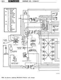 wiring diagrams for 1966 automotive wiring diagrams wiring diagrams for 66tbirdintrliteswndshldwashr n gaugesleft