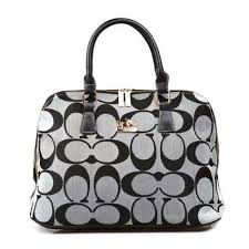 ... Coach Logo Monogram Large Grey Satchels Coach Poppy Bowknot Monogram  Totes Coach Poppy Bowknot Signature Medium ...