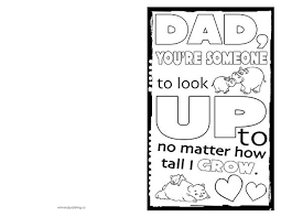 Print our father's day colouring card out onto white card or good quality paper. Free Printable Father S Day Card To Colour Father S Day Card Template Free Coloring Pages Fathers Day Coloring Page