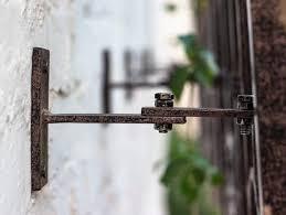 h potter wall trellis 8 ft wrought iron