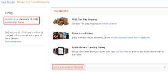 And all at no additional cost. Manage Amazon Prime Membership Travel With Grant