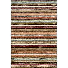 brindle hand knotted designer rug