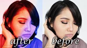 Cara Membuat Efek Lighting Di Photoshop Cara Membuat Efek Light Cahaya Di Photoshop Red Blue