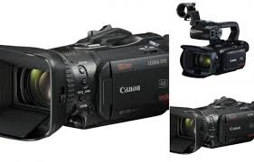 Canon Camcorder Comparison Chart First Images Of Canon Legria Gx10 Xa11 Xf405 Hd Camcorders