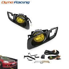 2000 Honda Accord Yellow Fog Lights Us 20 45 7 Off Yellow Clear Fog Light Lamp Halogen Fit 99 00 For Honda Civic 2 3 4 Dr Ek Em Jdm Kit Ex Dx Lx Si Sir Hb Hx Yc100479 In Car Light