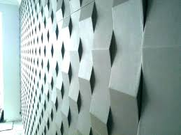 sound reduction panels acoustic wall art absorbing decorative soundproofing kids room rugs geometry pan