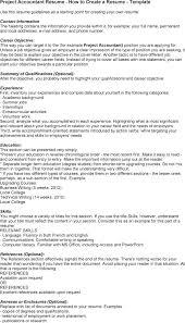 Accountant Resume Senior Latest Format Gallery Sample Profile X