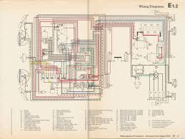 thesamba com type 2 wiring diagrams ignition highlight 1971 usa