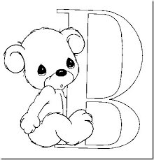 Small Picture Alphabet Precious Moments Coloring pages Coloring Pages Gallery