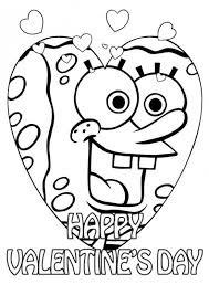 Small Picture Valentine Coloring Pages Cute Free Printable Valentine Coloring