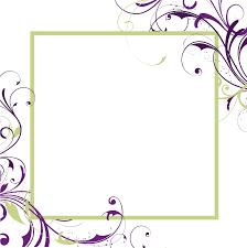 Wedding Invitations Templates Purple Free Printable Blank Invitations Templates Wedding Invite Template