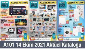 15 Ekim 2021 A101 Aktüel Kataloğu! Bugüne özel züccaciye, mobilya,  elektronik ve elektrikli ürünler - AKTÜEL Haberleri