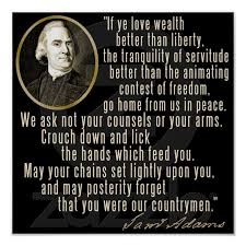 Samuel Adams Quotes Classy 48 Samuel Adams Quotes QuotePrism