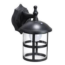 honeywell led outdoor wall mount lantern light 3000k 625 lumens ss02a1 08