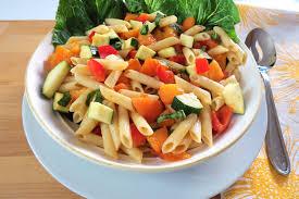 Apricot Pasta Salad