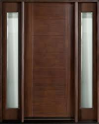 office entry doors. custom wood and glass grooved doors office entry m